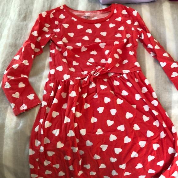 Carter's Size 7 cotton dress